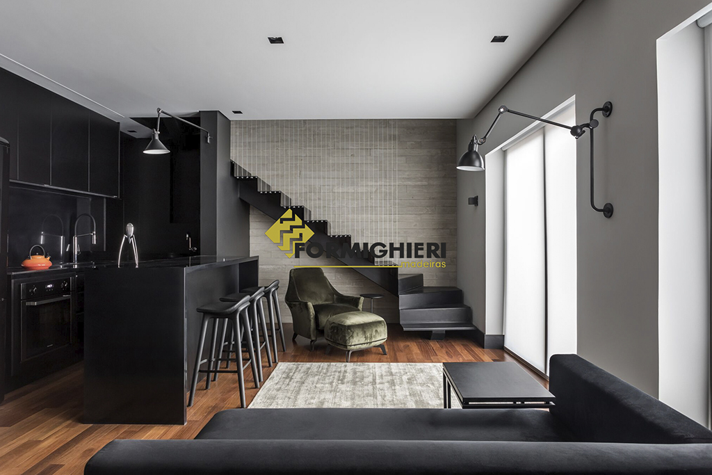 Apartamento EL - Estruturado Cumarú